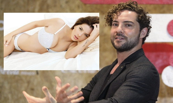 el video de ave maria de david bisbal: