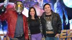 'Guardians of the Galaxy': Chollywood se hizo presente en el avant premiere [FOTOS] - Noticias de alejandra baigorria