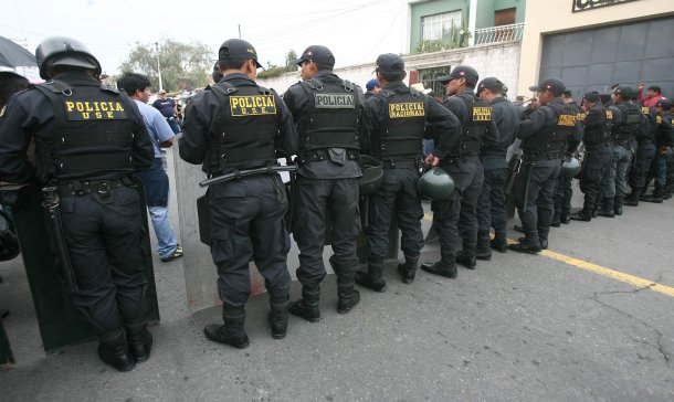 Ministerio del interior inform que se sancion a 12 mil for Ministerio interior y policia