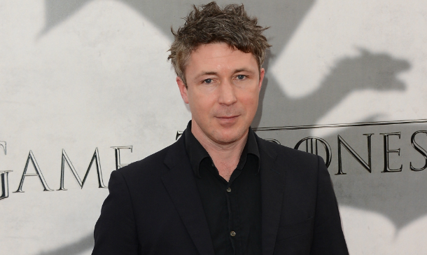 "Aidan Gillen es Petyr ""Meñique"" Baelish en 'Game of Thrones'. Foto: Getty Images"