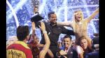Alfonso Ribeiro, conocido como 'Carlton Banks', ganó 'Dancing with the Stars' - Noticias de carlton banks