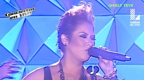 La Voz Perú: Mira a Ruby Palomino cantar 'Cholo Soy' [VIDEO]