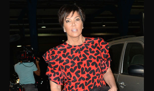 Kris Jenner teme por la difusión de su video porno. (Foto: Getty)