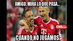 Champions League: Bayern Munich vs. Barcelona en memes - Noticias de bayern munich