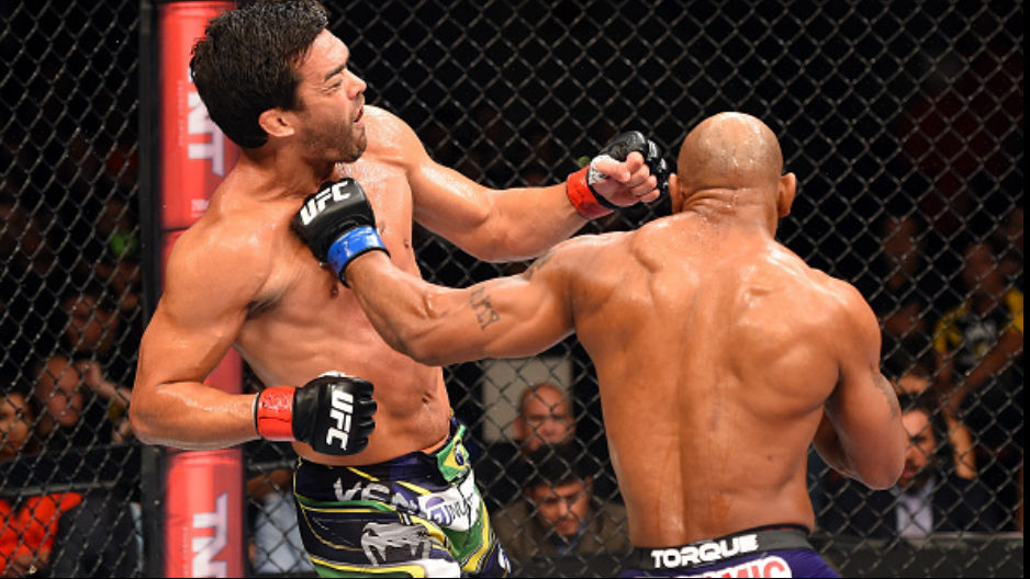 Machida es noqueado por Yoel en UFC Fight Night 70