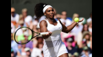 Serena Williams favorita frente a Garbiñe Muguruza en final de Wimbledon - Noticias de maria conchita