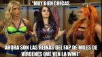 WWE Battleground: Memes del evento - Noticias de ashley banks