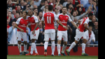 Arsenal goleó 3-0 al Manchester United por la Premier League [FOTOS Y VIDEO] - Noticias de mezut ozil