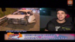 'Esto es Guerra': Hugo García protagonizó accidente con su auto [VIDEO] - Noticias de cachaza