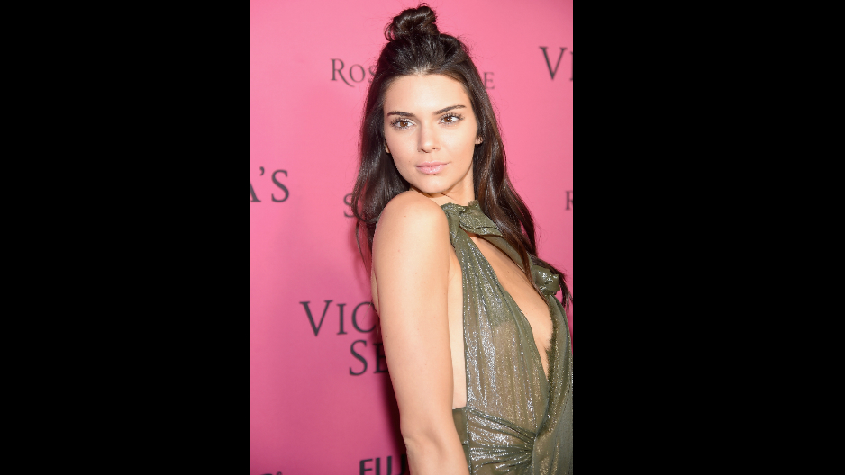 Kendall Jenner y su vestido transparente en el after party del Victoria's Secret Fashion Show [FOTOS]