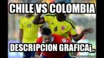 Chile vs. Colombia: Memes por el partido por Eliminatorias a Rusia 2018 [FOTOS] - Noticias de james forshaw
