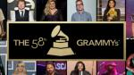 Grammy 2016: estos son los nominados - Noticias de courtney love