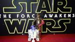 Star Wars 7: avant premiere en Londres reunió a elenco de 'The Force Awakens' [FOTOS] - Noticias de luke skywalker