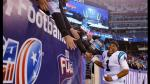 NFL: Carolina Panthers derrotaron 38 a 35 a los New York Giants y siguen invictos - Noticias de cam newton