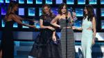 People's Choice Awards 2016: A Dakota Johnson se le rompió el vestido [FOTOS Y VIDEO] - Noticias de melanie griffith