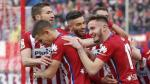 Atlético Madrid empató 0-0 con PSV por la Champions League - Noticias de capitán phillips