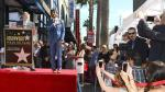 Eugenio Derbez recibió su estrella en el Paseo de la Fama de Hollywood y se la dedicó a los latinos [FOTOS Y VIDEOS] - Noticias de david carradine