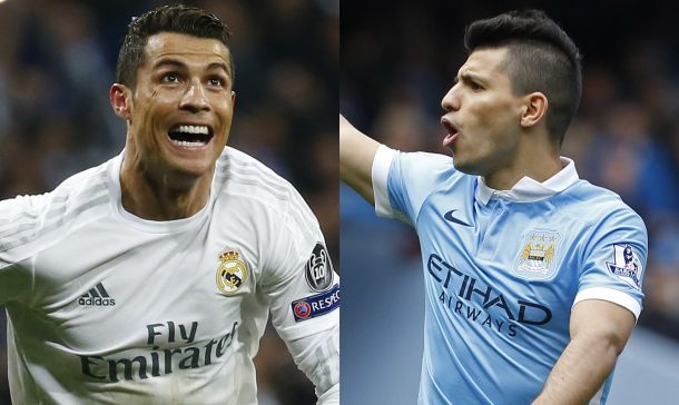 Champions League, Real Madrid, Manchester City
