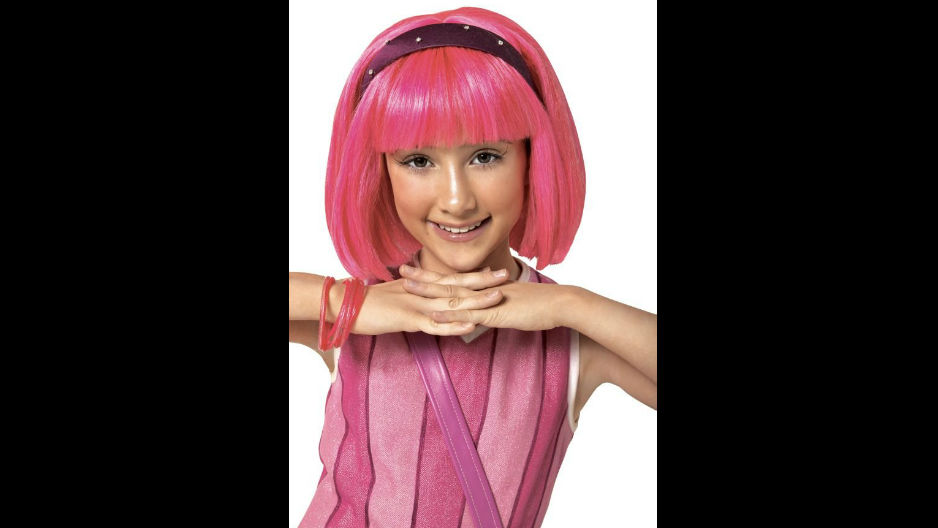 Lazy Town As luce Stephanie diez aos despus de su salida de