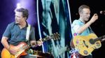 Michael J. Fox tocó con Coldplay temas clásicos de 'Volver al Futuro' [FOTOS Y VIDEOS] - Noticias de coldplay