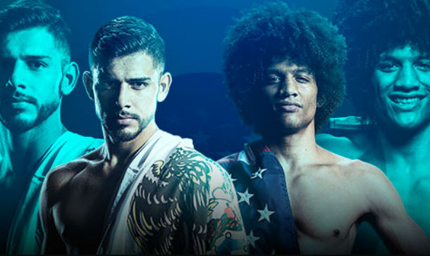 Ufc yair pantera rodr guez vs alex caceres en vivo on for Alex rodriguez mercedes benz clear lake