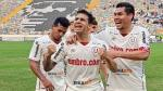 Universitario venció 1-0 a Sport Huancayo por la Liguilla B [VIDEO] - Noticias de angel pino