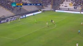 Alianza Lima: Lionard Pajoy falló solito este gol ante Universitario [VIDEO]
