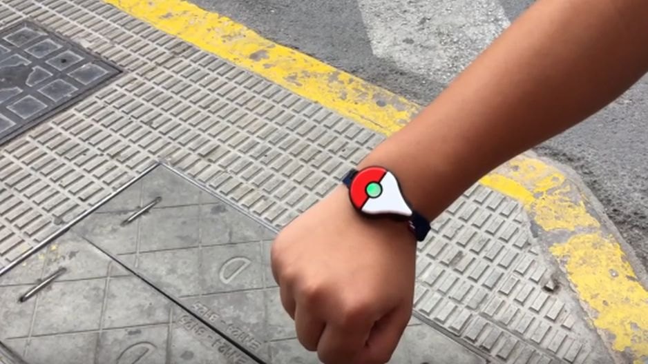 Pokémon GO Plus : Lo bueno y lo malo la pulsera [VIDEO y FOTOS]