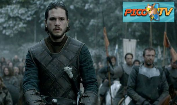 Game of Thrones sigue triunfando por sexto año consecutivo.