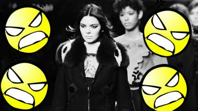 Kendall Jenner nos dice cómo toma el bullying en las redes [VIDEO]